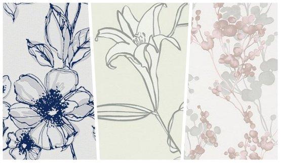 <b>Bloemen & Planten Behang Bestsellers</b>