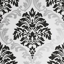 debona zilver zwart wit barok