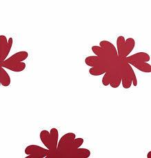 7238-4 vintage chic vlies wit met zacht roze bloemen