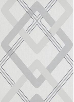 6624-10 novamur licht grijs grafisch patroon op vlies