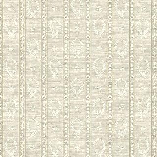 etten wallcovering mercury  trianon palace wit grijs met zacht goud