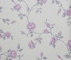 Dutch Scarlet 80802 beige taupe  met roze bloemen