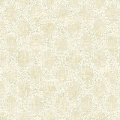 etten wallcovering mercury laurel creme beige vlies
