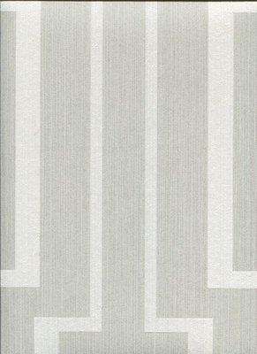 continental by etten gallerie trendy tijdloos grafisch patroon op vlies grijs