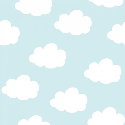mint dreamy clouds  vlies van onszelf studio