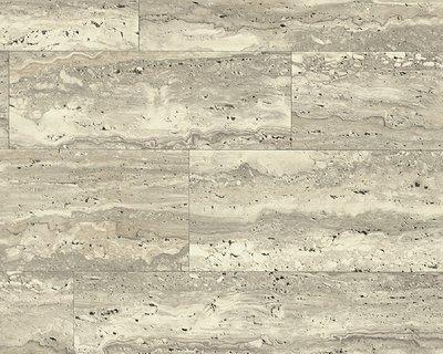 1AS Creation Faro 4 behang 30044-1 Travertin tegels