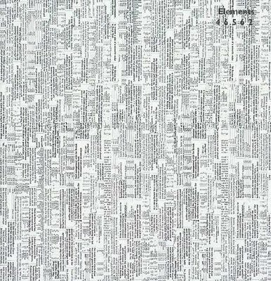 46562 zwart wit krantenknipsel behang