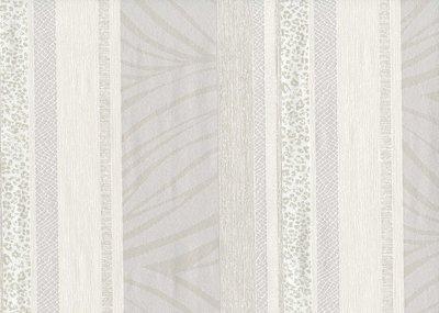 6613-30 novamur vlies speelse streep creme met grijs