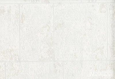 Noordwand Topchic 6602-10 offwhite industrieel blokpatroon met relief
