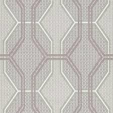 174-03 dekens grafisch vlies  grijs purper tinten 2 e foto voorbeeld patroon in andere kleur