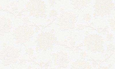 overschilderbare bloemen van granulaat op vlies 10 meter -1,06 breed